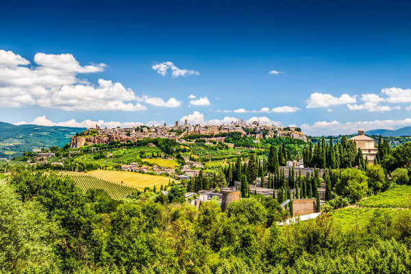 Discovering Orvieto, food, culture and history!
